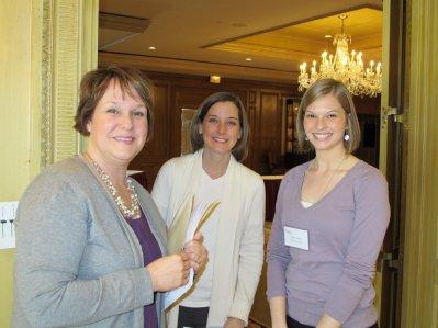 Carolyn Doty at MSHA 2011